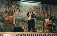 Hugo Gimenez Aguero - Hugo Merlo - Jorge Ali - Casa del Folklore de Mar del Plata
