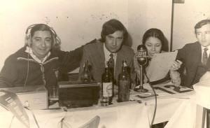 Hugo Gimenez Aguero locutor